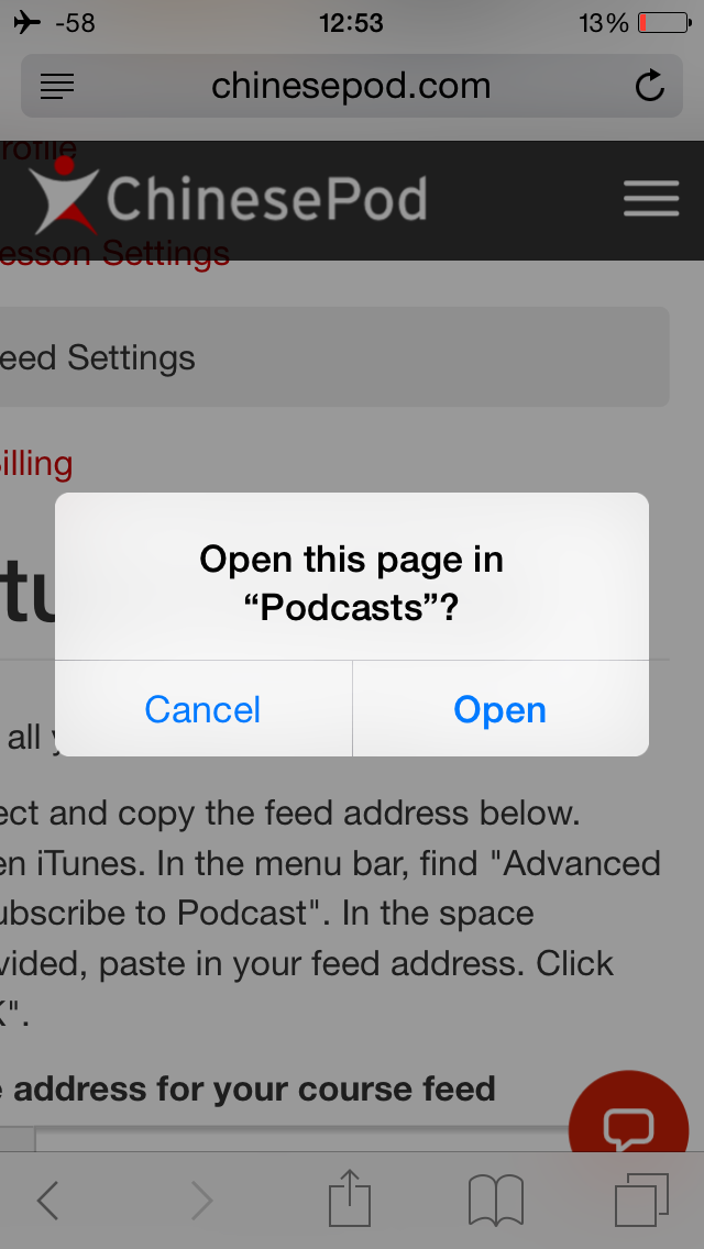 How to Subscribe to your RSS feed on iOS and Android